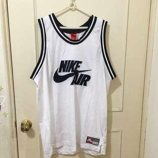 全新Nike白球衣