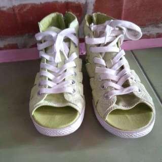 正品all star 涼鞋