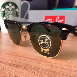 Ray Ban Clubmaster RB3016