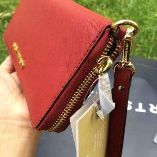 Michael Kors Saffiano wallet