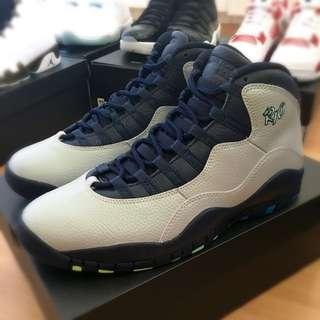 "BRAND NEW Deadstock Nike Air Jordan 10 ""Rio"" 2016"