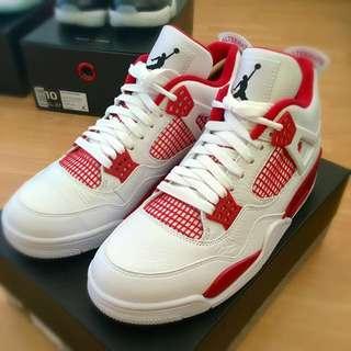 """BRAND NEW Deadstock Nike Air Jordan 4 """"Alternate 89"""" 2016"""