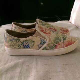 So Fab! Slip On Sneakers