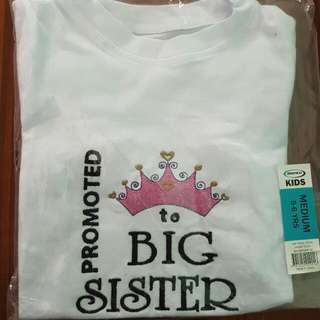 Big Sister Promoted