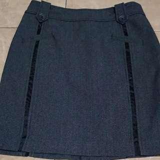 Iora Dark Grey Skirt
