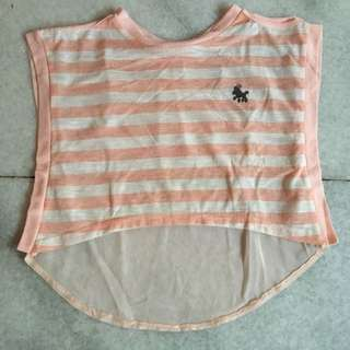 (KIDS) Stripe Tops