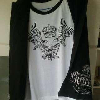 Black Hwaguan Shirt