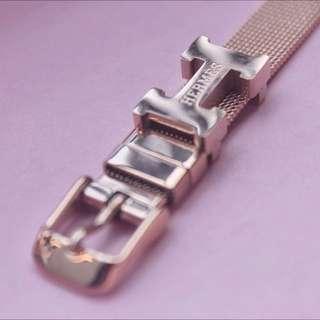 Hermes Classy Belt Bracelet