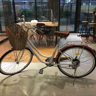 腳踏車 自行車 8-9成新