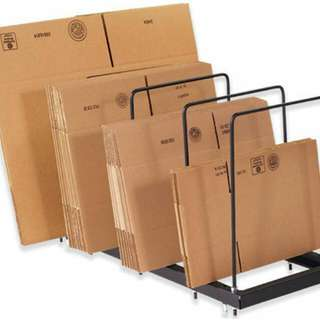 CARTON BOXES AND PACKAGING MATERIALS