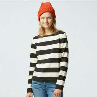 Uniqlo striped t shirt