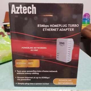 Aztech Ethernet Adapter. .