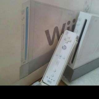 Wii白色遊戲機