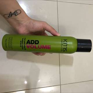 KMS Add Volume Spray