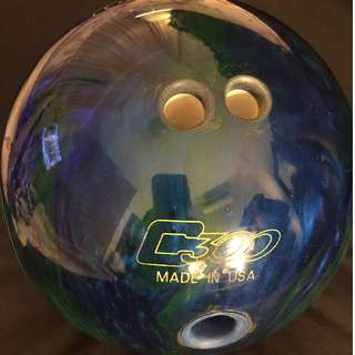 Reactive Bowling Ball