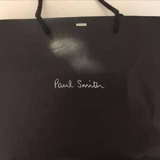 Paul smith 皮夾 日本限定款