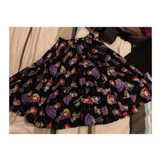 Rockabilly Skirt Betty Boop