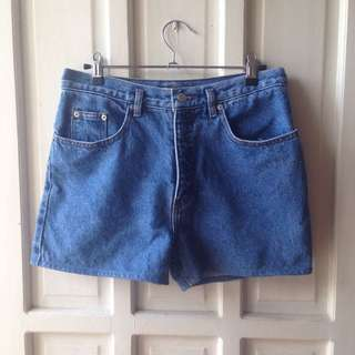 Authentic Guess HW Short