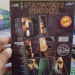 "DVD Original ""DILEMA"""