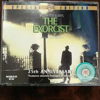 Classic VCD - The Exorcist