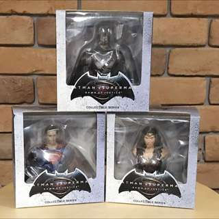 batman vs superman collectibles from capital land
