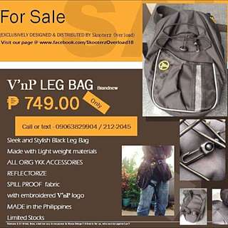 V'nP Leg Bag