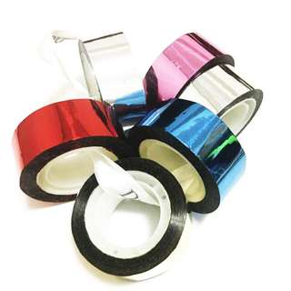 6 for $2mirror surface colour tape