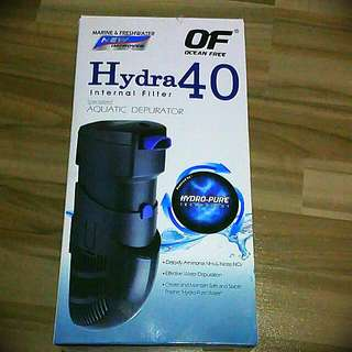 Hydra 40 internal filter (ocean free)