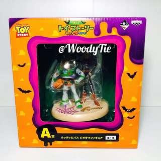 迪士尼 皮克斯 玩具總動員 巴斯 胡迪 三眼怪 一番賞 A賞 盒玩 擺飾 非轉蛋 扭蛋