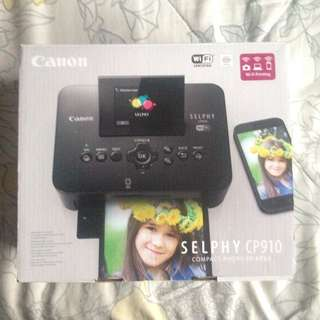 Canon Selphy Photo Printer