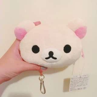 🚚 日本的拉拉熊零錢包🇯🇵🐻