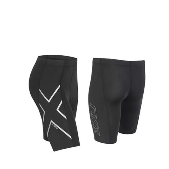 2 Pairs Of BNWT 2XU Compression Shorts