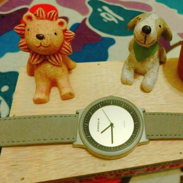 🍭現貨實拍🍭質感大錶面手錶