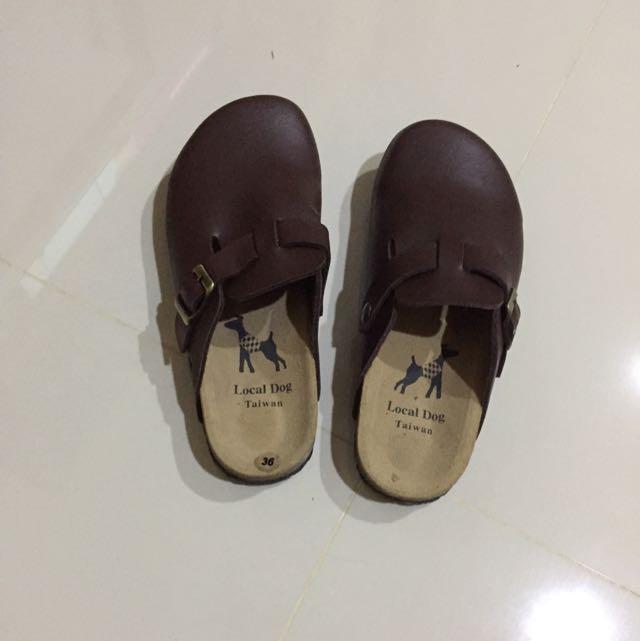 勃肯懶人鞋  36號