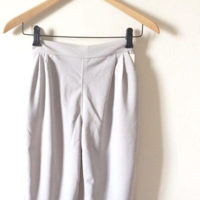 [含運] 雪紡氣質西裝褲