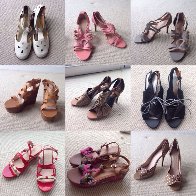 All Shoes For $5!!!