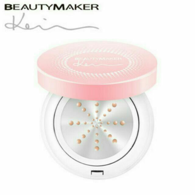【含運】BeautyMaker 零油光晶漾持妝氣墊粉餅