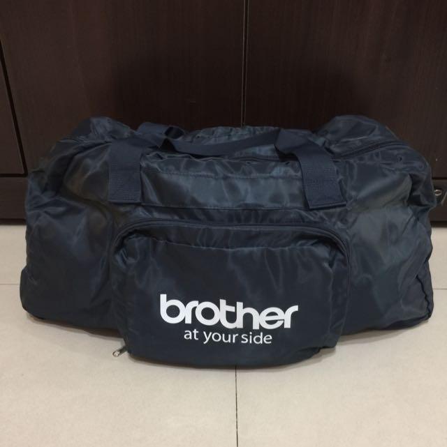 Brother 環保折疊旅行袋