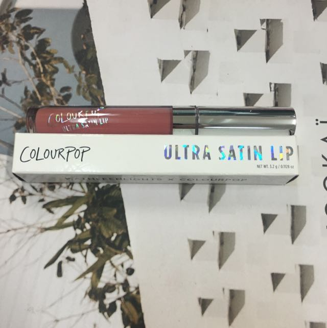 Colour Pop November Ultra Stain Lip