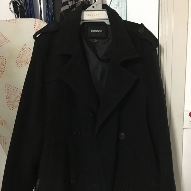 CONNER DUFFLE JACKET