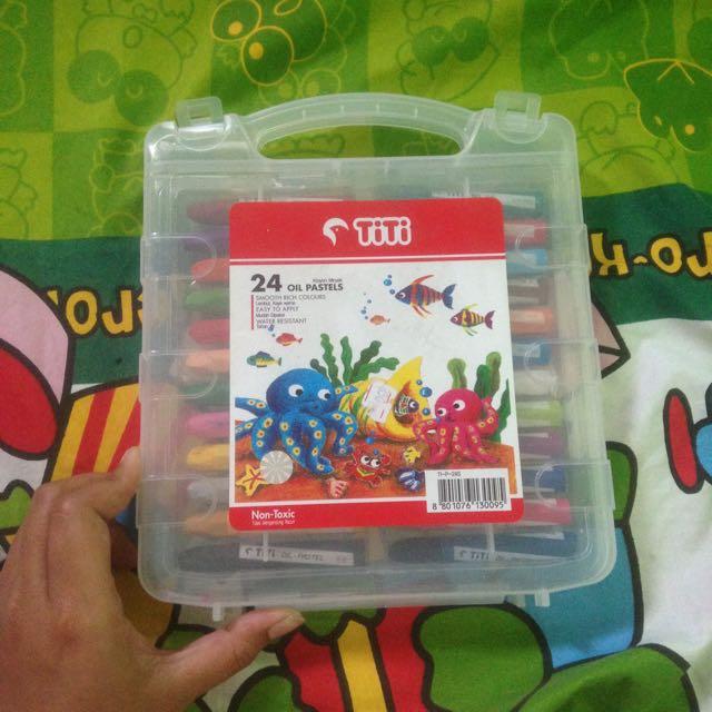 Crayon Titi 24pcs