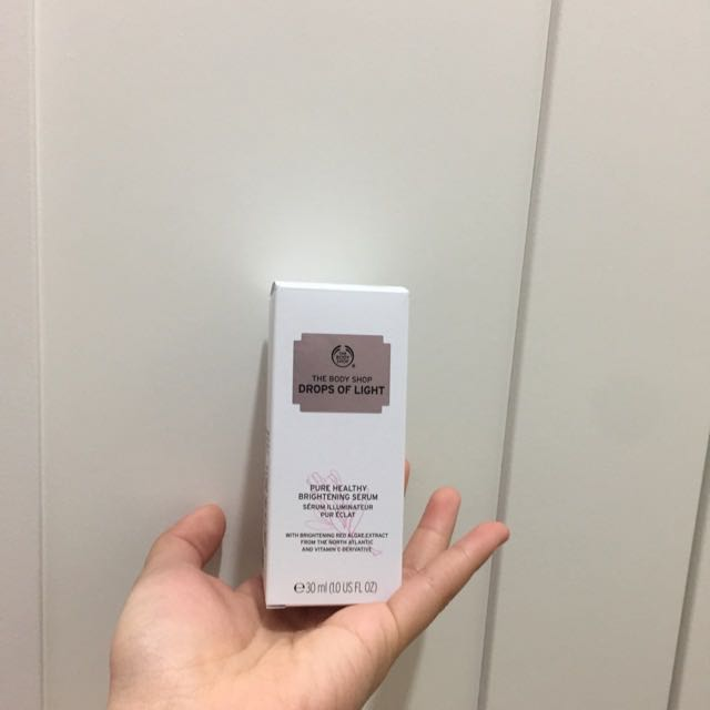 Drop Of Light Serum
