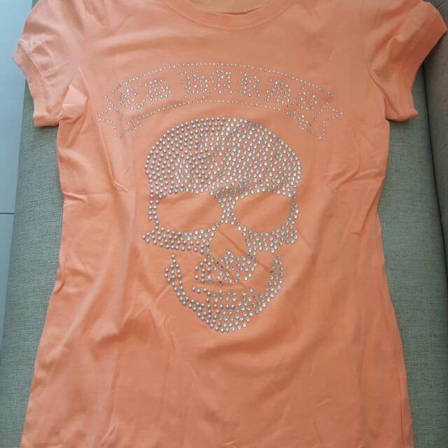 Ed Hardy    T恤