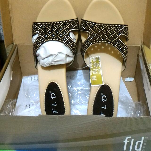 wedges fladeo size 39