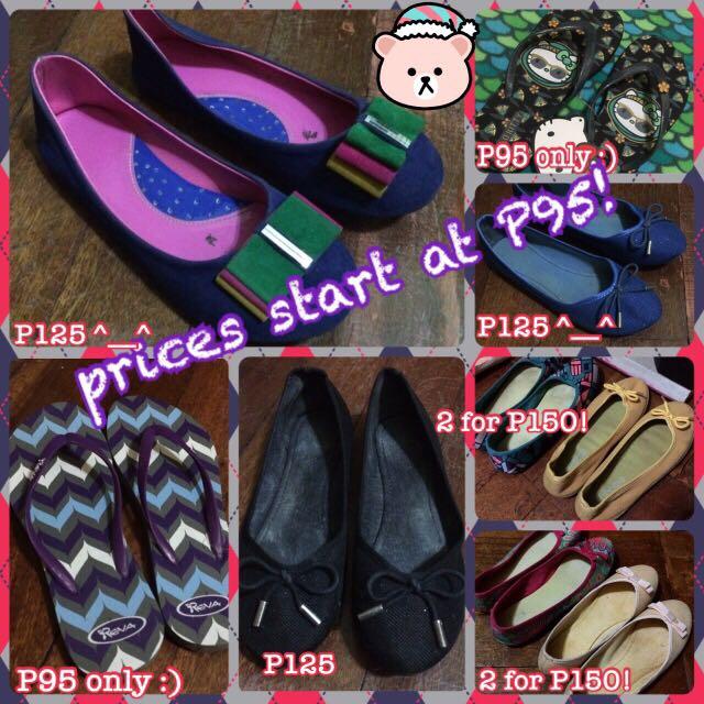 footwear :)