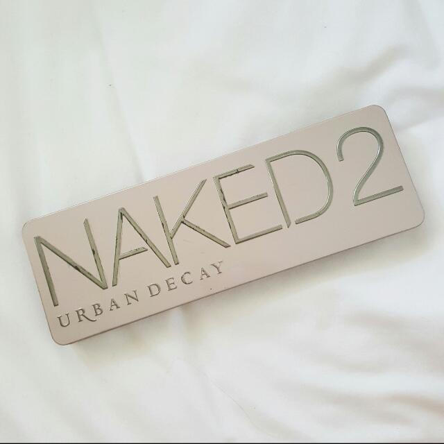 GENUINE Urban Decay Naked 2 Palette