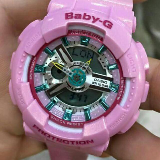 GSHOCK And BABY-G Replica EOM From THAILAND