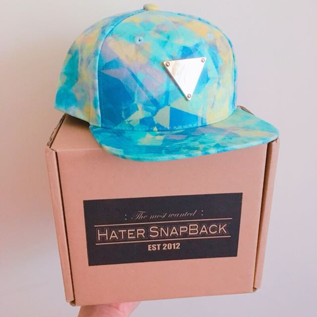 Hater 春之藍 spring blue(EXO鹿晗 sunny 李秉憲同款