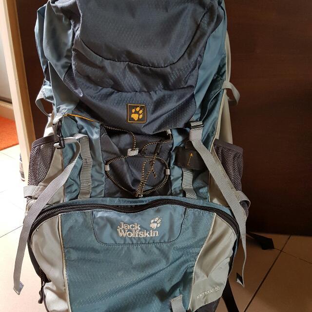 9a0cf2ea08d Jack Wolfskin Katmai 50L Hiking N Outdoor Bag (For Travelling ...