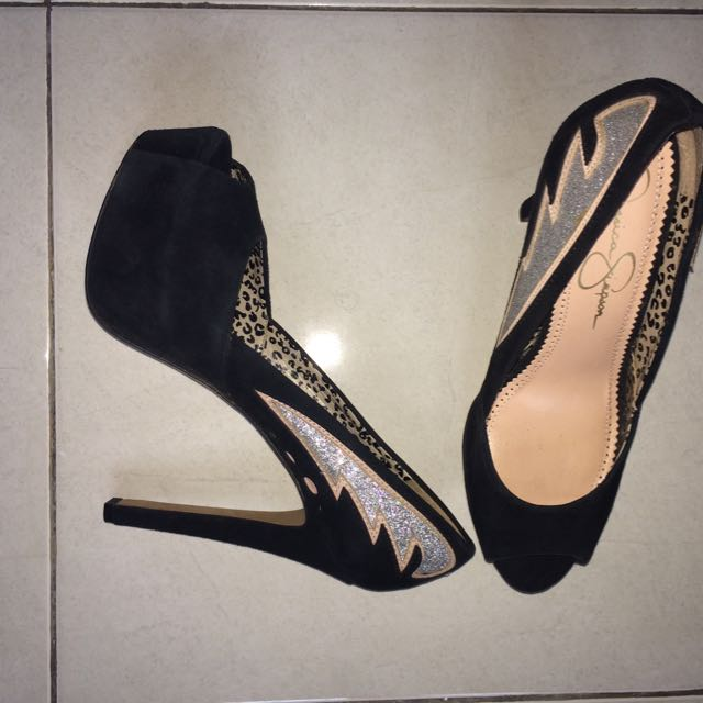 Jessica Simpson Highheels